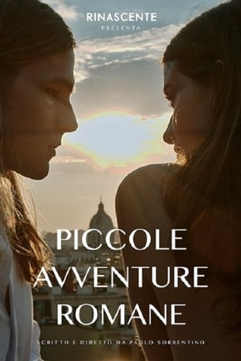 Poster of Little Adventure In Rome