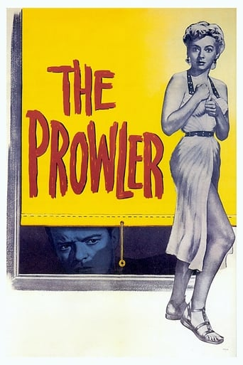 Poster of The Prowler