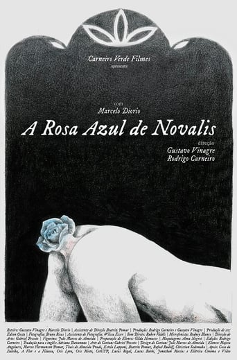 Poster The Blue Flower of Novalis