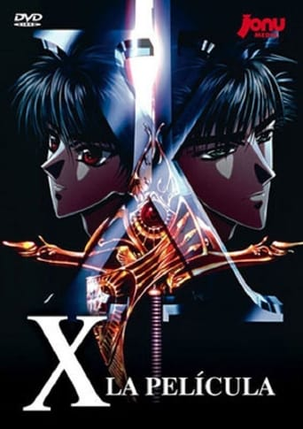 Poster of X