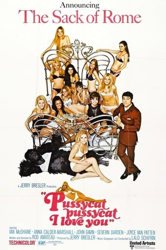 Poster of Pussycat, Pussycat, I Love You