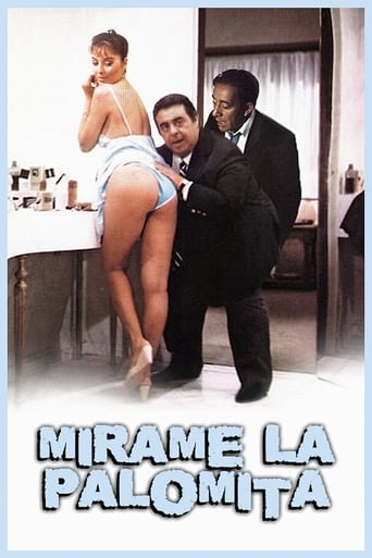 Poster of Mirame la palomita