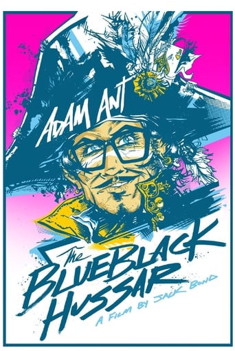Poster of Adam Ant: The Blue Black Hussar