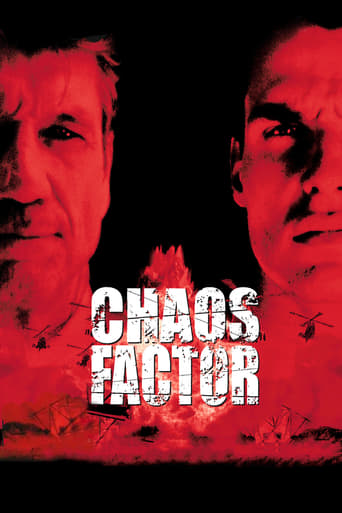 Poster of The Chaos Factor