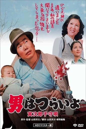 Poster of Tora-san's Lullaby
