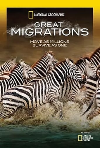 Capitulos de: Great Migrations