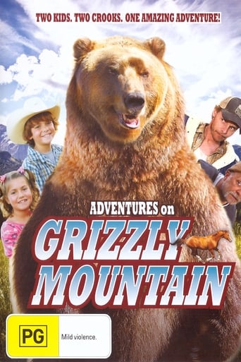 Horse Crazy 2: The Legend of Grizzly Mountain (2010) - poster