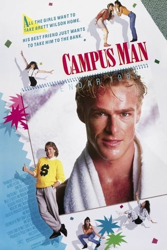 Poster of Campus Man