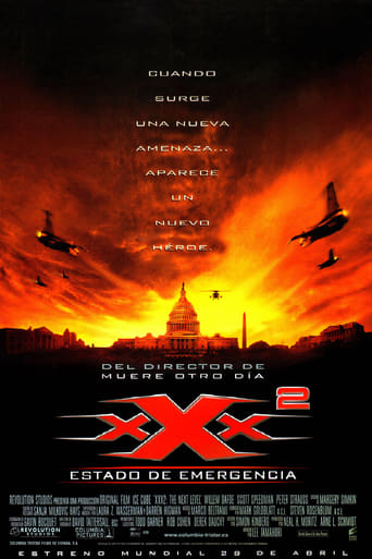 Poster of xXx2: Estado de emergencia