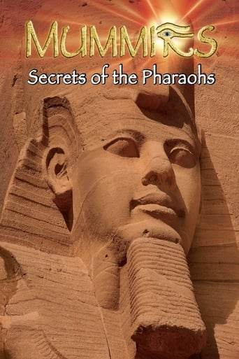 Poster of IMAX Mummies Secrets Of The Pharaohs