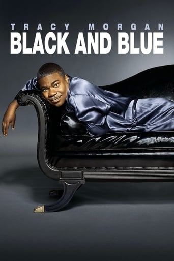 Poster of Tracy Morgan: Black & Blue