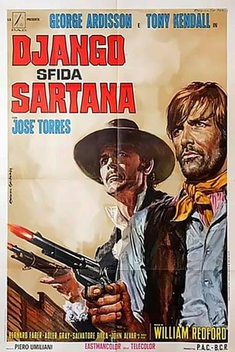 Poster of Django Defies Sartana