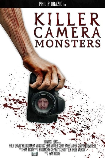Killer Camera Monsters Poster