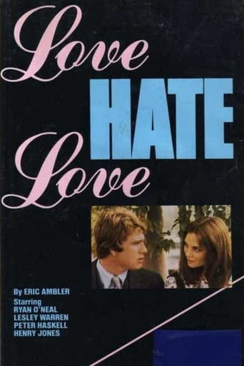 Poster of Love Hate Love