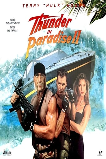 Poster of Thunder in Paradise 2