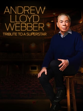 Poster of Andrew Lloyd Webber: Tribute to a Superstar