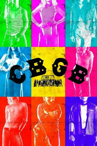 CBGB: O Berço do Punk Rock