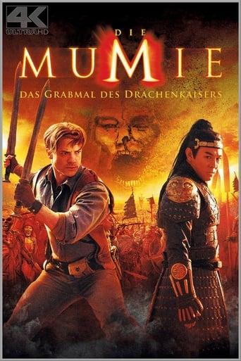 Die Mumie - Das Grabmal des Drachenkaisers - Abenteuer / 2008 / ab 12 Jahre