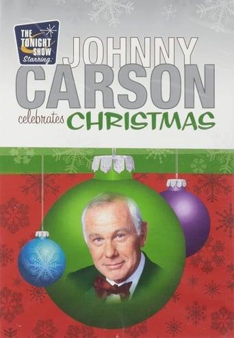 Poster of Johnny Carson Celebrates Christmas