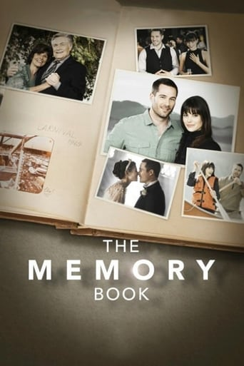 Poster of The Memory Book