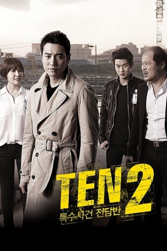 Poster of Special Affairs Team TEN