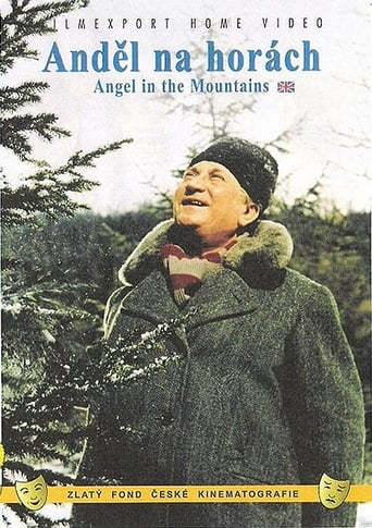 Angel in the Mountains