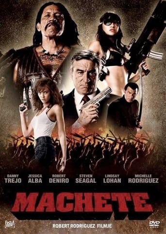Poster of Machete