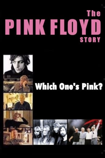 Poster of The Pink Floyd Story: Which One's Pink?