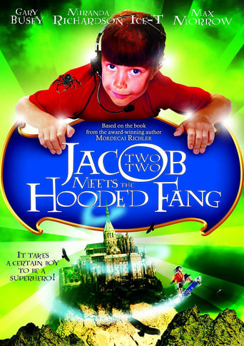 Poster of Jacob Two Two Meets the Hooded Fang