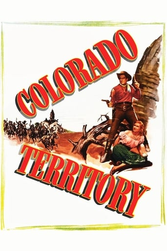 Poster of Colorado Territory