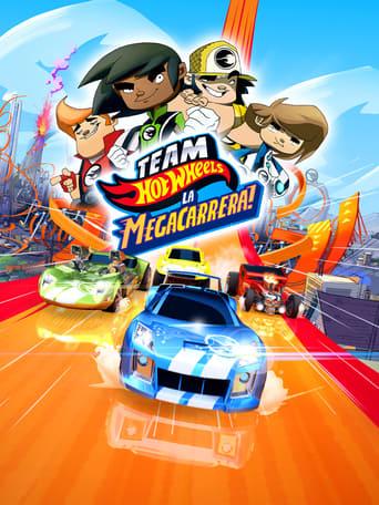Poster of Team Hot Wheels: ¡La megacarrera!