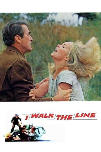 Poster of I Walk the Line