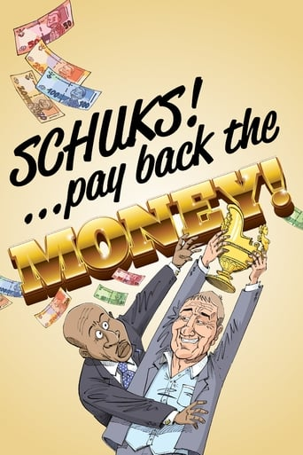 Schuks: Pay Back the Money