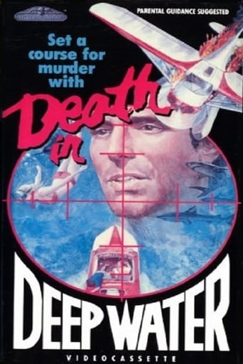 Poster of Death in Deep Water