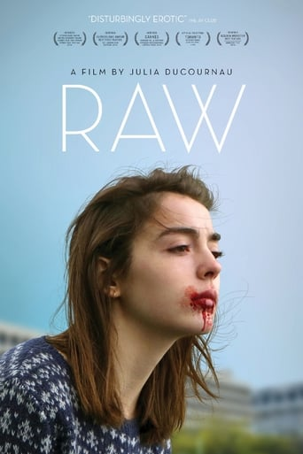 Poster of Raw