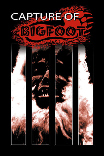Poster of The Capture of Bigfoot