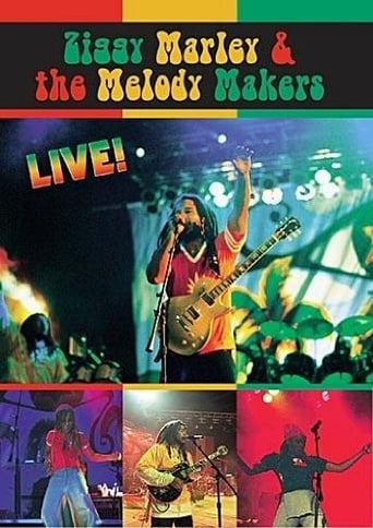 Poster of Ziggy Marley & the Melody Makers: Live!