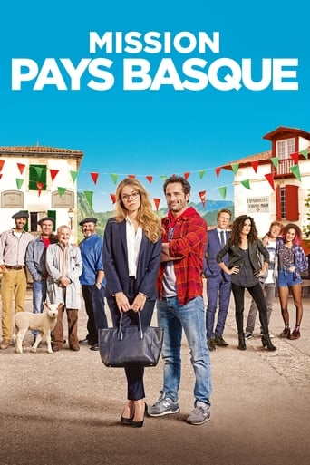 Poster of Mission Pays Basque