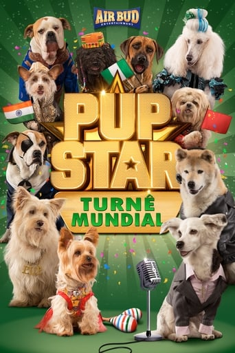 Poster of Pup Star: World Tour