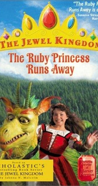Poster of The Ruby Princess Runs Away