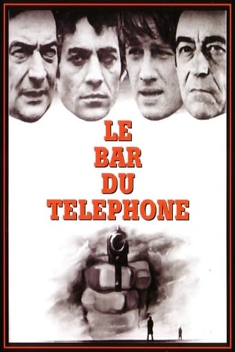 Le bar du téléphone