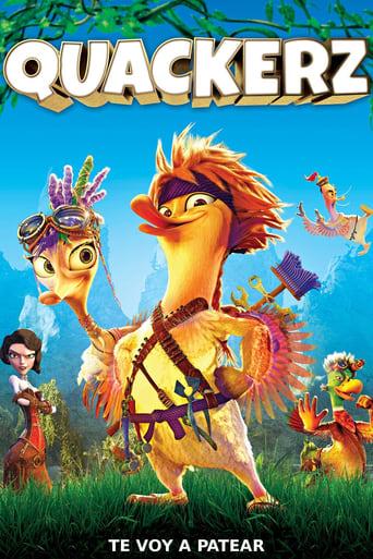 Poster of Quackerz