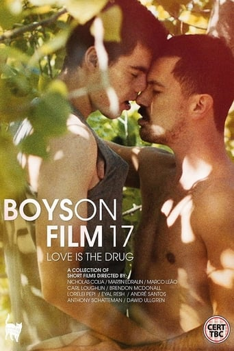 Poster of Boys On Film 17: Love Is the Drug
