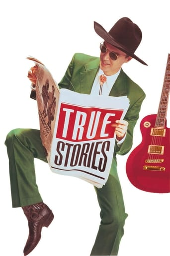 Poster of True Stories
