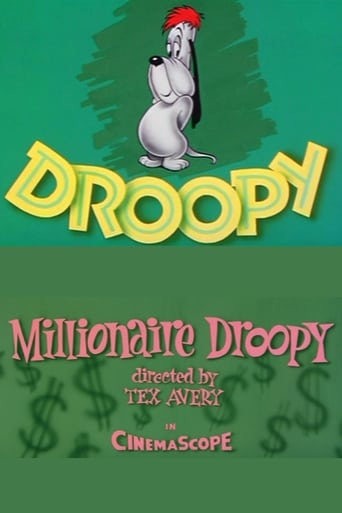 Poster of Millionaire Droopy