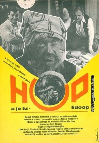 Hop - a je tu lidoop