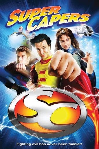 Poster of Super Capers