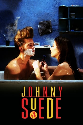 Poster of Johnny Suede