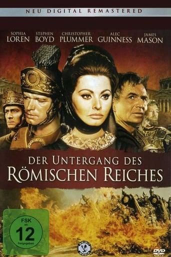 Der Untergang des Römischen Reiches - Drama / 1964 / ab 12 Jahre