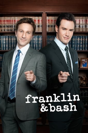 poster of Franklin & Bash